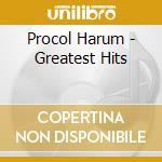 GREATEST HITS cd musicale di PROCOL HARUM