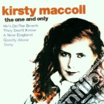 Kirsty Maccoll - The One And Only cd musicale di Kirsty Maccoll