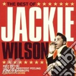 The best of cd musicale di Jackie Wilson