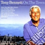 On the town cd musicale di Tony Bennett