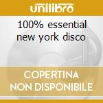 100% essential new york disco cd musicale