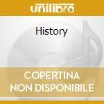 History cd musicale di M