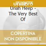 THE VERY BEST OF cd musicale di URIAH HEEP