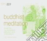 Buddhist meditation cd musicale di Artisti Vari