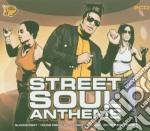 Street soul anthems cd musicale di Artisti Vari