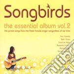 SONGBIRDS (donne cantautrici)2cd cd musicale di ARTISTI VARI