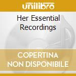 HER ESSENTIAL RECORDINGS cd musicale di MAKEBA MIRIAM