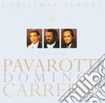 Christmas tenors cd musicale