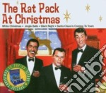 THE RAT PACK AT CHRISTMAS cd musicale di RAT PACK