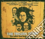 The trojan story cd musicale