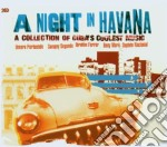 A NIGHT IN HAVANA cd musicale