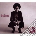 Love me or leave me cd musicale di Nina Simone