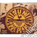 Sun records cd musicale di Artisti Vari
