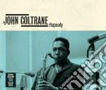 Rhapsody cd musicale di John Coltrane
