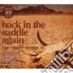 Back in - fine country cd musicale di Artisti Vari