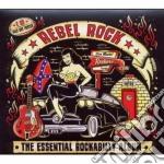 Rebel rock cd musicale di Artisti Vari