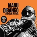 Afro-soul machine cd musicale di Manu Dibango