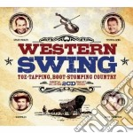 Western swing cd musicale di Artisti Vari