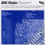 Blueprint - the best of 808 state cd musicale di State 808