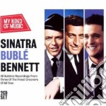 The crooners cd musicale di Sina Buble' michael