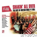 Shakin' all over - the best of british r cd musicale di Artisti Vari