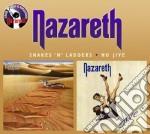 Snakes 'n' ladders/no jive cd musicale di Nazareth
