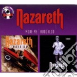 Move me/boogaloo cd musicale di Nazareth