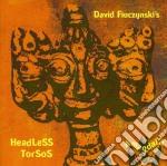 Amandala cd musicale di Fiuczynski's headless toros