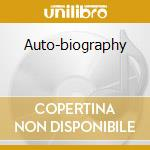 Auto-biography cd musicale