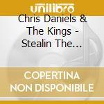 STEALIN THE COVERS cd musicale di DANIELS CHRIS