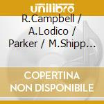 Goodandevil sessions cd musicale di R.campbell/a.lodico/