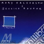 Mary Halvorson & Jessica Pavone - Thin Air cd musicale di Mary halvorson & jes