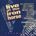 Live at iron horse vol.1 - cd musicale di R.thompson/j.d.gilmore/t.hinoj