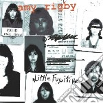 Little fugitive cd musicale di Rigby Amy