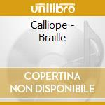Braille cd musicale