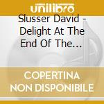 DELIGHT AT THE END OF THE TUNNEL          cd musicale di David Slusser