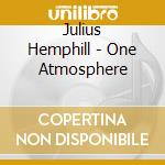 ONE ATMOSPHERE                            cd musicale di Julius Hemphill
