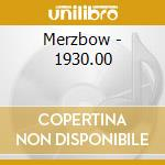 1930                                      cd musicale di MERZBOW