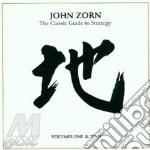 John Zorn - Classical Guide Strategy cd musicale di John Zorn