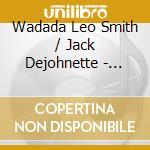 Wadada Leo Smith/John Dejohnette - America cd musicale di SMITH WADADA LEO-JACK DEJOHNET