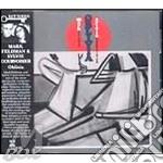 Feldman/courvoisier - Oblivia cd musicale di FELDMAN/COURVOISIER