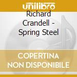 SPRING STEEL                              cd musicale di Richard Crandell