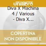 Diva x machina vol.4 cd musicale
