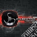 X-tension in progress cd musicale di C-lekktor