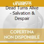 Salvation and despair cd musicale
