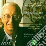 MOTTETTI cd musicale di Mondonville\christie