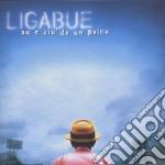 SU E GIU'DA UN PALCO cd musicale di LIGABUE