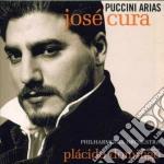 ARIE COMPLETE PER TENORE cd musicale di Jose' Puccini\cura