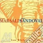 LOS ELEFANTES cd musicale di W.MARSALIS/A.SANDOVAL