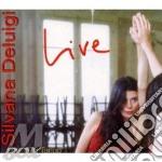 Live cd musicale di Silvana Deluigi